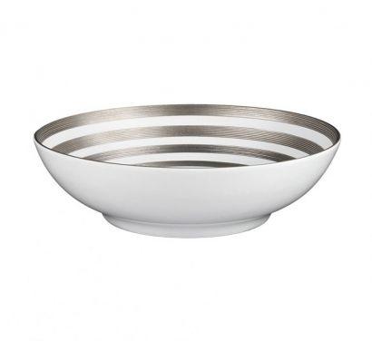 Hémisphère Platinum Stripe Ciotola da Insalata Ø 19,5 cm