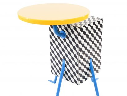 Kristall Side Table - Memphis - Mohd