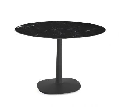 Multiplo Square Small Base Outdoor Table