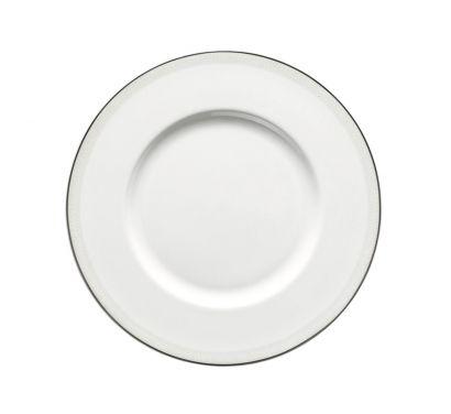 Jade Rendezvous Plate with Rim Ø 27 cm