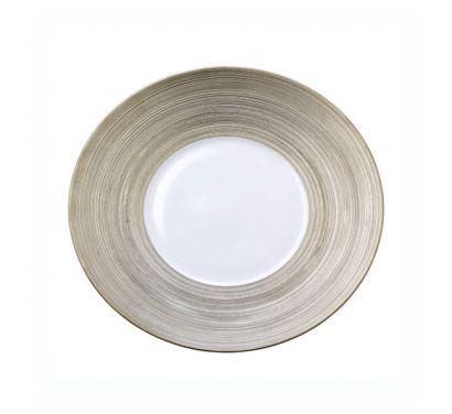 Hémisphère Platinum Piatto Ø 26,5 cm