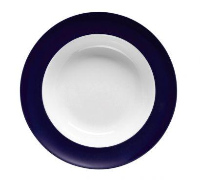 Sunny Day Cobalt Blue Piatto Fondo Ø 23 cm