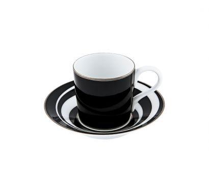 Picadilly Tazza Caffè con Piattino Ø 11,5 cm