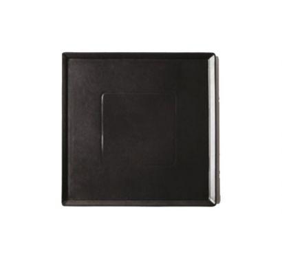Grès Collection Piatto Quadrato L. 29,5 cm