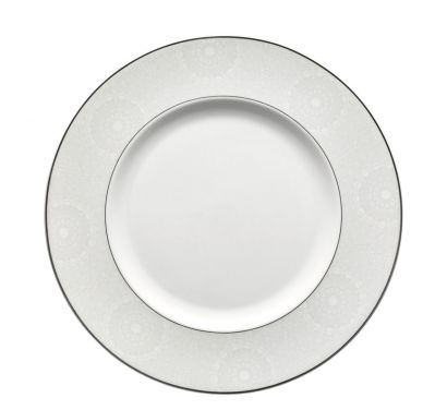 Jade Rendezvous Plate with Rim Ø 31 cm