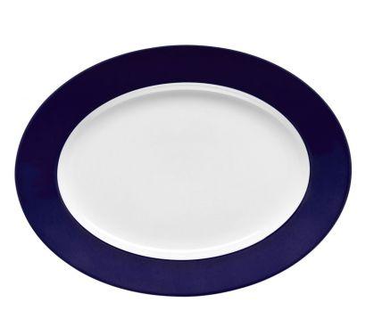 Sunny Day Cobalt Blue Piatto Ø 33 cm