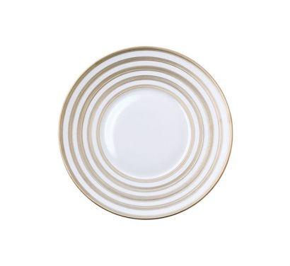 Hémisphère Platinum Stripe Piatto per Pane Ø 16 cm