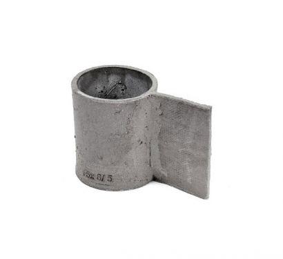 Tazza in Cemento D7 H9 Manico 6 cm