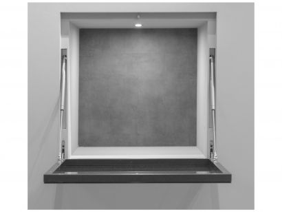 Theca Flush-to-wall Niches System