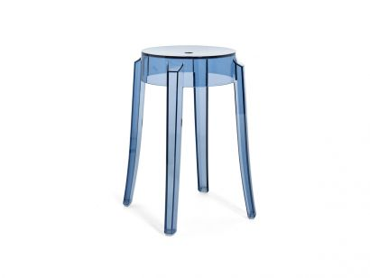 Charles Ghost Low Stool