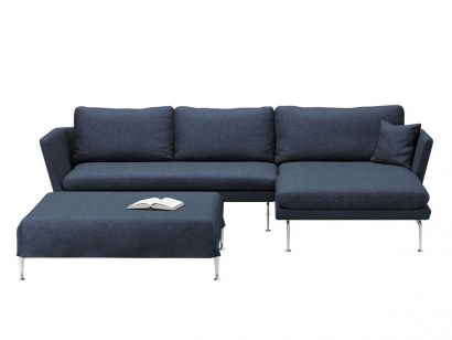 suita sofa chaise vitra