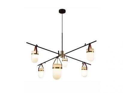 Almon L Suspension Lamp Aromas Del Campo