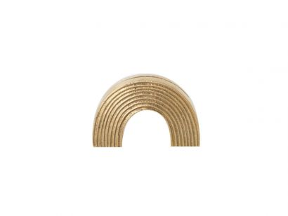 Card Stand - Arch - Brass