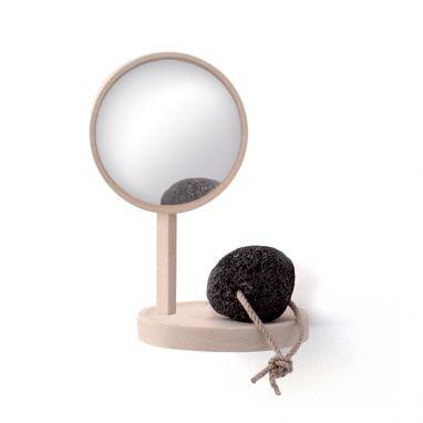 Belvedere Étagère Avec Miroir