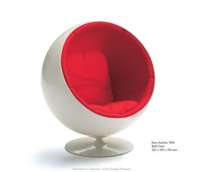 Ball Chair - Miniatures Collection