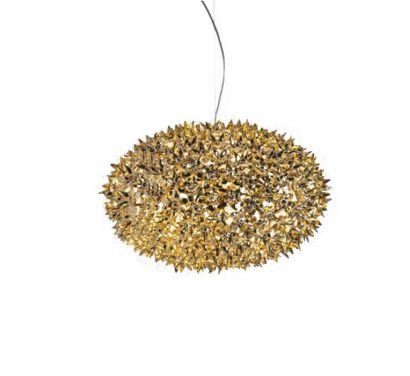 Bloom Suspension Lamp Gold