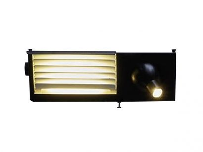 Biny Bedside Left - Wall Lamp
