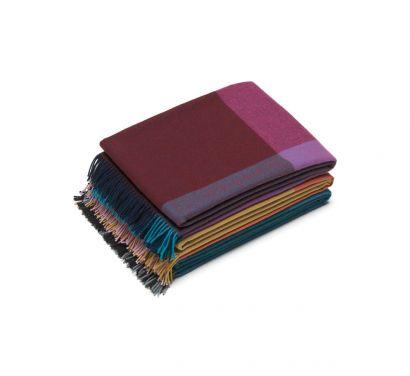 Colour Block Blankets