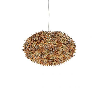 Bloom Suspension Lamp XR Copper-Bronze-Gold