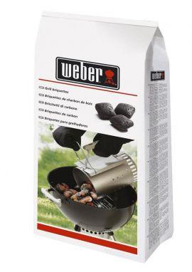 4 Kg Bag Charcoal Briquettes