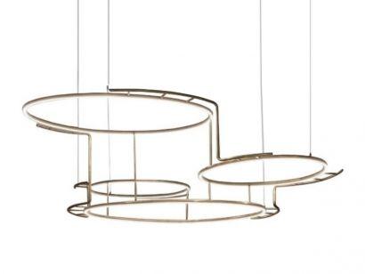 Broche L Suspension Lamp