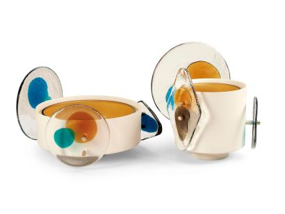 Colourdisc Vases
