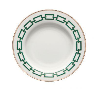 Catene Smeraldo Soup Plate Ø 24,5 cm