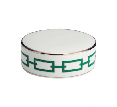 Catene Smeraldo Round Box Ø 13 cm