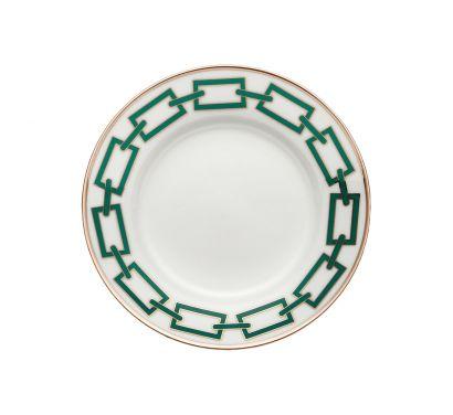 Catene Smeraldo Bread Plate Ø 16 cm