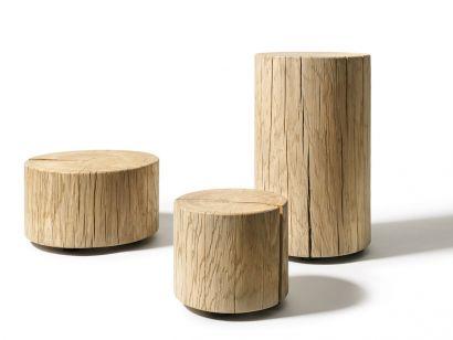 Oak cylinders