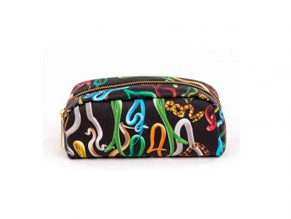 Snakes Clutch Bag - L. 20,5 cm - P. 7 cm - H. 9 cm