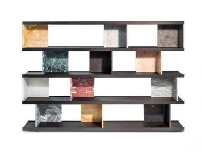 Colonnata Bookshelves