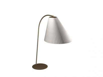 Cone Outdoor Floor Lamp