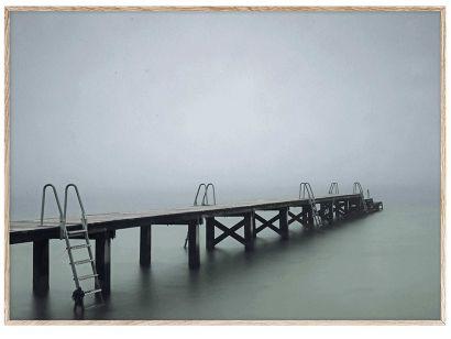 Copenaghen Swim 02 Print