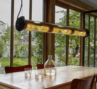 In The Tube 120 -1300 Lampe de Suspension