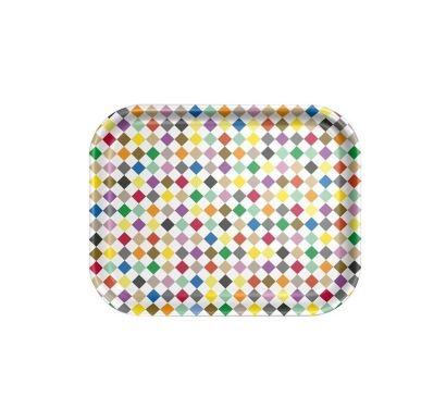 Diamonds multicolour medium