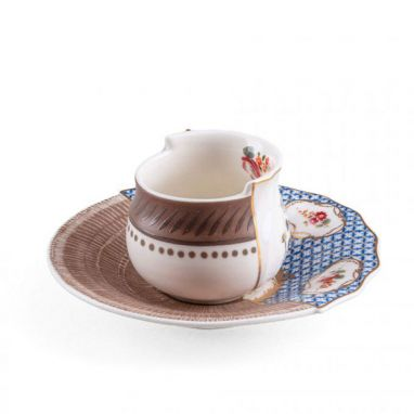 Djenne 09161 - Cup with Saucer