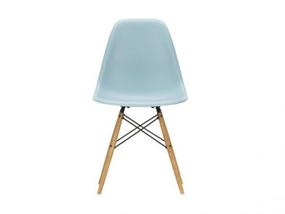 Eames Plastic Side Chair DSW - Maple Yellowish Base