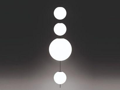 Elementi Four Spheres Suspension Lamp