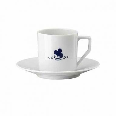 Far, Far, Closer Espresso Cup & Saucer Ø 11 cm