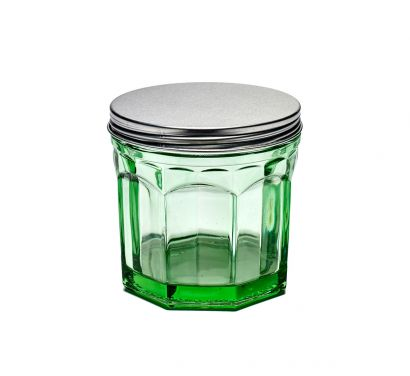 Fish&Fish Jar with Cover Small Ø 11 cm - H. 11,5 cm