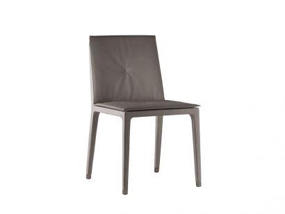 Fitzgerald Chaise - Cuir Frau® SC 26 Topo