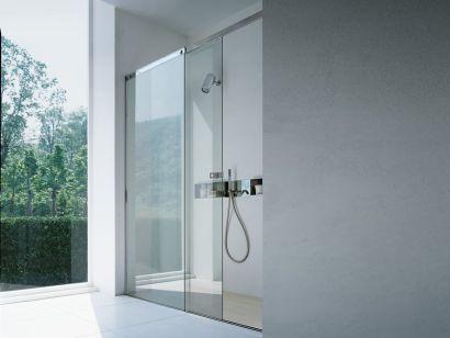 Flat D E1 Niche Shower Door - Agape - Mohd
