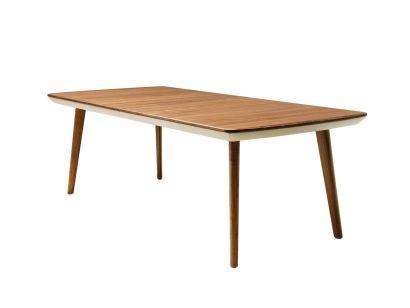 Flaye Non-extendable Rectangular Table