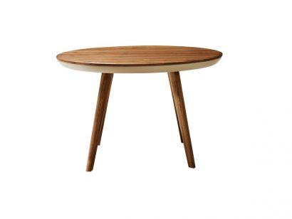 Flaye Non-extendable Round Table