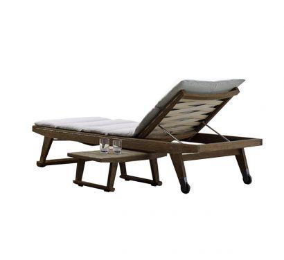 Gio Chaise Longue - Sunbed