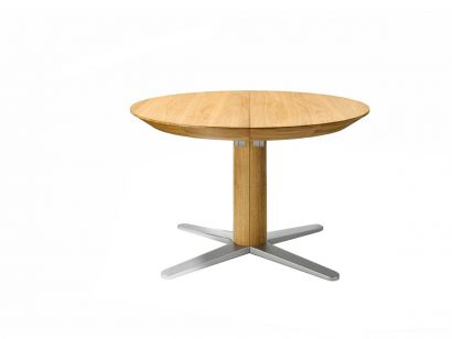 Girado Extendable Round Table