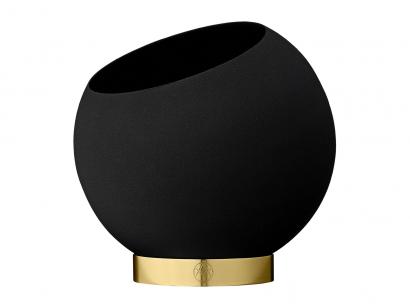 Vase Globe Ø 60cm Matt Black