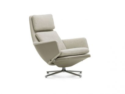Grand Relax Fabric Armchair