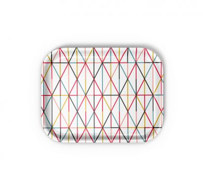 Grid multicolour medium